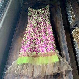 Dresses & Skirts - One-of-a-kind designer midi dress